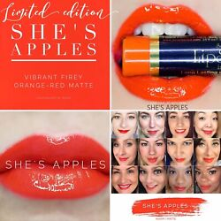 She's Apples LipSense All Day Wear 100% Authentic New