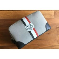 TAG Heuer novelty large pouch bag second bag men#x27;s pouch pouch accessory case $136.98