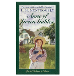 Anne of Green Gables by L M Montgomery Mass Market Paperback
