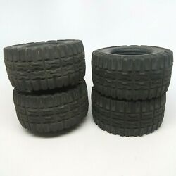 New Bright RC Replacement Spare Tire Accessory Set Off A Bobcat Pro 4 Tires $7.46