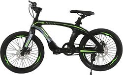 NiceC 20quot; BMX Bike Mountain Bike Cycle Bicycle with Dual Disc Brakes NEW $209.99