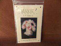 Maxi 7quot; Jointed Bunny Pattern Uncut Pam Holton $4.99