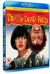 Drop Dead Fred 25th Anniversary Edition New Blu ray UK Import $14.37