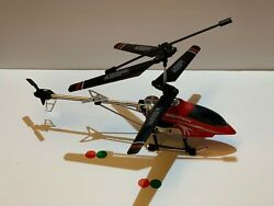 SkyCrawler 3.5 channel gyro outdoor helicopter ONLY NO Tools NO REMOTE $50.00