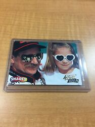 1995 Dale amp; Taylor Nicole Earnhardt Action Packed Winston Cup Country Shades $6.00