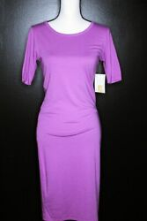 Lularoe Julia Purple Dress Size XS NWT $16.99