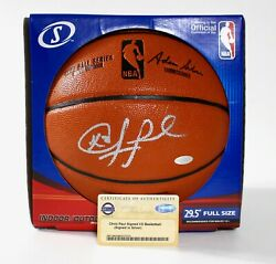 Chris Paul Autographed NBA Spalding Game Ball Replica Steiner Sports $249.99