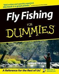 Fly Fishing for Dummies by Peter Kaminsky $4.52