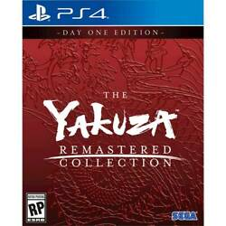 The Yakuza Remastered Collection Standard Edition PlayStation 4 $59.99