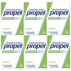 60ct Propel Powder Packets Kiwi Strawberry Flavor with Electrolytes amp; Vitamins $29.95