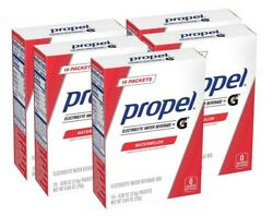 50 Propel Powder Packets Watermelon Flavor Pack with Electrolytes 50 count $23.99