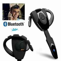 Bluetooth Headset Wireless Gaming Headphones With Mic In ear For PS3 Phone PC $9.97