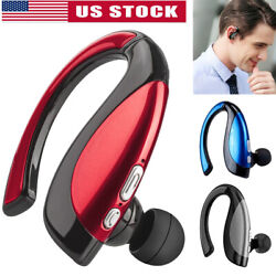 Bluetooth Earphone Headset Wireless Headphone Over Ear for Mobile Phones Tablets $18.99