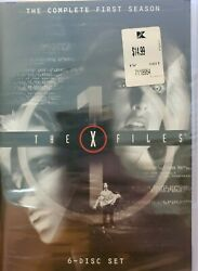 The X Files DVD 6 Disc Set The Complete First Season TV Show NEW and SEALED $9.80