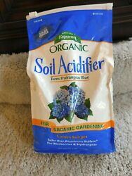 Espoma **6** lb Organic Soil Acidifier Fertilizer for Blue Hydrangeas Multicolor $17.97