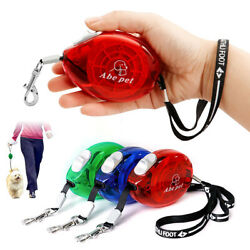 10ft Pet Dog Retractable Leash for Walking Extending Small Dog Puppy Chihuahua $9.99