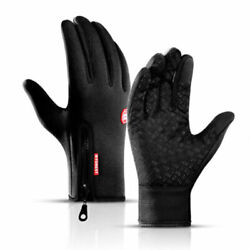 Touchscreen Fishing Cycling Sports Gloves Full Finger Warm US $6.99