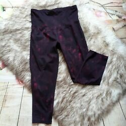 CHAMPION High Rise Crop Leggings Size S $14.00