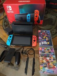 nintendo switch console bundle $355.00