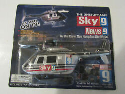 Rare quot;SKY 9quot; Helicopter quot;The Unstoppablequot; Req 2 Batteries NOS in Orig Blister $8.00
