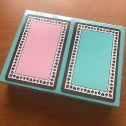 Tiffany Playing Card set Novelty for Royal Customers Promo Unused w Box $79.99