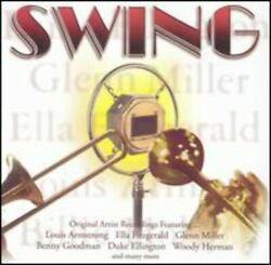 Swing : Swing Dance 1 Disc CD $4.13