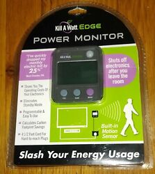 P3 Kill A Watt Edge P4490 Power Monitor Energy Saver With IR Motion Sensor $33.87