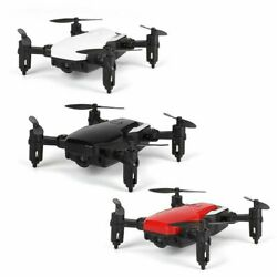 WIFI FPV Quadcopter Foldable RC Drone Quadcopter w HD 4K Camera Toy Xmas Gift $34.00