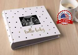 Album Para Fotos De Bebe Regalo Para Shower De Bebe Photo Album Gift Baby Shower $35.88