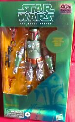 2020 HASBRO quot;STAR WARSquot; BLACK SERIES CARBONIZED GRAPHITE BOBA FETT IN HAND $23.99