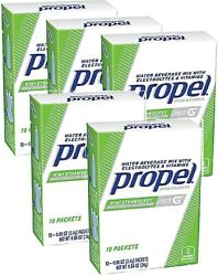 50 Propel Powder Packets Kiwi Strawberry Flavor with Electrolytes 50 count $26.98