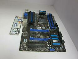 MSI Motherboard A88X G43 No CPU $90.00