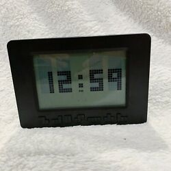 Puddleby PALADONE TETRIS alarm clock PP0515TTTX Digital from JAPAN $14.99