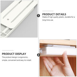 12Pcs Wall Hanging Socket Storage Holder Household Extension Socket Stand $12.99