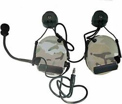 Closed Ear Electronic Hearing Protection Earmuffs amp; Communication Headset wit... $274.40