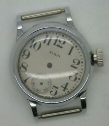 WATCHMAKERS – ELGIN 3 0 CASE NEW OLD STOCK – VINTAGE PARTS – 27MF4 $39.95