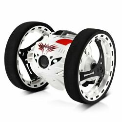 Remote Control Jumping Bounce Car White $29.95