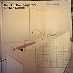 Detail in Contemporary kitchen design by Virginia McLead $35.00