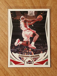 2004 05 Topps LEBRON JAMES Base Card #23 2nd Year 04 05 Cavaliers Rare $75.00