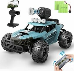 4WD RC Cars 9305E High Speed Remote Control Car 1:18 Monster Truck 25 MPH Gift $64.00