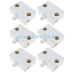 6 Sets Cabinet Wardrobe Door Touch Lamp Switch DC12V 24V AC100 250V 1A WT $12.50