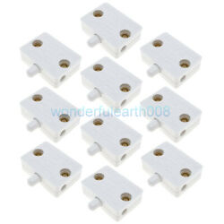 10 Sets Cabinet Wardrobe Door Touch Lamp Switch DC12V 24V AC100 250V 1A WT $18.90