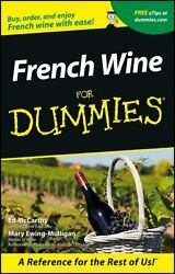 French Wine For Dummies $4.04