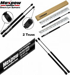 Maxpow Rear Trunk Lift Supports Struts Shocks Springs Props Compatible With... $32.89