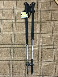 Komperdell Thermogrip Tour Trekking Hiking Adjustable Poles Made in Austria NEW $69.95