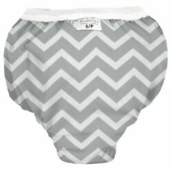 Kushies Baby Waterproof Training Pant 29 33 Pounds Grey Medium $16.49
