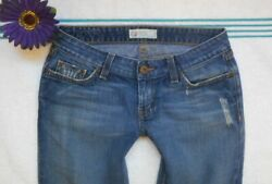 Buckle BKE Womens Low Rise Denim Bootcut Jeans Star Size 27 $17.99