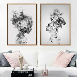 Smokey boys and girls Decor Poster Home Decorative paintings Art $5.29