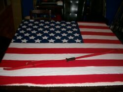 Red and Black Fiber Glass Long Bow $29.99