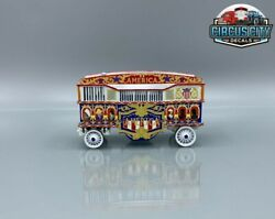 America Steam Calliope Cole Brothers 1939 #76 Circus Wagon Kit HO Scale $30.99